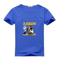 aaron crow - Mens T shirts Aaron Rodgers