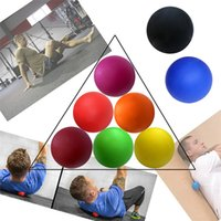 athletes green - crossfit Athlete training ball TPE fitness ball hockey basketball Response training tennis reaction training ball massage ball