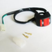 automobile switches - Automobiles Motorcycles Other Refires off road motorcycle accessories single turn off switch button accessories artists accessories ring