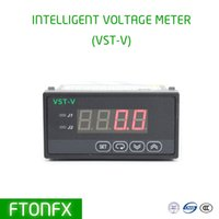 AC ac voltage alarm - VST VBT INTELLIGENT VOLTAGE METER RELAY ALARM AND TRANSMITTING FUNCTION POWER AC DC85 V DC AC DIGITAL VOLTMETER GUARANTEED