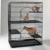 Wholesale Deluxe Cat Cage Platform Cat quot L x quot W x quot