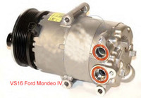 Wholesale VS16 a c compressor fit Ford Mondeo IV G9119D629DG