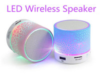 Wholesale 2016 Bluetooth Speaker Wireless Speaker LED A9 Subwoofer Stereo HiFi Player for IOS Android Phone