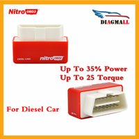 australia power - 2016 A Quality NitroOBD2 Diesel Car Chip Tuning Box Plus and Drive Nitro OBD2 More Power and Torque For Diesel Car Interface