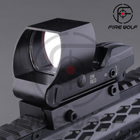 accurate optics - Dagger Defense X22mm Red Dot Reflex sight for AR15 AK47 M4 Highly Accurate Gun optic and substitute for overpriced holograph