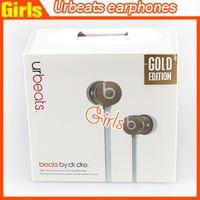 Wholesale Beats urbeats wired In ear Earphones Headphones Headphones With Retail box
