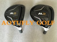 Wholesale limited golf M2 fairway woods degree with tour ad gt graphite shaft new clubs woods free head cover