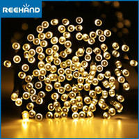 Cheap Solar Solar LED String 100 Leds Best Christmas Waterproof Christmas  Bubble Ball Light