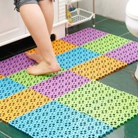 Wholesale Partition water massage bathroom shower bath mat mat mat mat mat mat PVC bathroom anti slip mat g