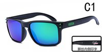 Wholesale Polarized Holbrook Sunglasses Oculos VR46 Glasses Julian Wilson MotoGP Signature Sun Glasses men Sports UV400 Oculos De Sol box