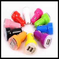 better quality cell phone - Better quality A A Dual USB Car Charger for samsung for iPhone6 plus G GS and Cell Phone Mp3 Mp4