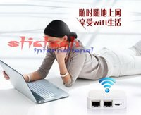 Wholesale 50 sets Wifi Router NEXX WT3020H M Portable Mini Router b g n Wireless Router Support USB Flash Drive