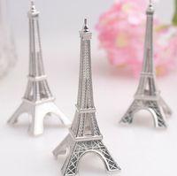 Wholesale 100 Wedding favor Eiffel Tower Place Card Holder DHL Fedex