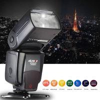 Cheap Viltrox JY-680CH HSS 1 8000S E-TTL TTL Flash LCD Backlit Speedlite for Canon EOS DSLR 6D 7D 760D 750D 700D 70D 60D 5D II III