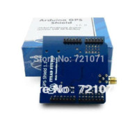 Wholesale GPS shield for Arduino Dropshipping gps bluetooth shield stone shield stone
