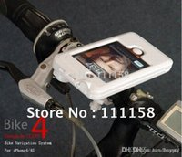 Wholesale Waterproof Bicycle Holder for iPhone s Creative Bike Holder for Mobile Phone Has Wide angle lens DHL xx