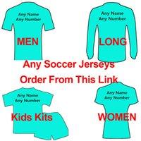 al por mayor xxl de la chaqueta para los hombres-enlace de pago de Man Jersey mujeres niños de manga corta de manga larga jersey de la chaqueta con capucha del envío libre!