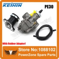 Wholesale KEIHIN PE30 mm Carburetor High Perfomance Racing cc cc Motorcycle Dirt Pit Bike ATV Quad Carburetor
