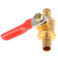 Wholesale 1 quot Inch BRASS Air Female Female Ball Valve Full Port Plumbing Fixing mm B00066 FASH