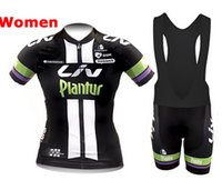 Wholesale Liv Women Cycling Jersey Sets Short sleeve Lady Giant ropa ciclismo Bike clothing Sport Tracksuits mtb bicycle Jerseys Bib Shorts XXS XL
