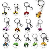 ball bearing keychain - Pets Elf Keychain styles CM Elf Ball Alloy Pendant
