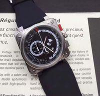 auto sellers - top seller brand fashion new watches men rocket chronograph quartz watch black rubber belts steel case square Watch Men dress Watches BR142