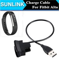 Wholesale 30cm Replacement USB Charger Charging Cradle Dock Cable Adapter for Fitbit Alta Smart Fitness Tracker No Reset Function