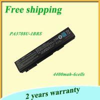 battery tecra - High quality V mah Laptop Battery for Toshiba PA3788U Dynabook Satellite B450 B Pro S500 Tecra A11 Tecra M11 Tecra S11