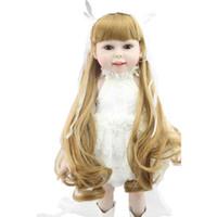 Vinyl complet Cheap Toy 18 pouces American Girl Lifelike Baby Alive Poupée de collection Princesse Fille personnalisés Reborn Baby Doll Jouets