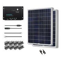 automobile starter - Renogy Watt Volt Polycrystalline Solar Starter Kit