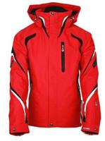 Wholesale Descente men ski jacket winter outdoor waterproof breathable snowboard jacket men veste ski homme giacca sci