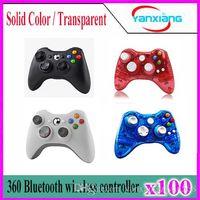 xbox360 wireless controller - Xbox GHz Wireless Game Remote Controller Wireless Gamepad Joystick for LED Xbox360 Controller YX