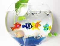 Wholesale European style fish tank water home decorations aquarium ornaments decorations Child fish tank water landscape Glass crafts Decoration