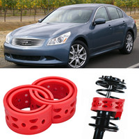 Wholesale 2pcs Super Power Rear Car Auto Shock Absorber Spring Bumper Power Cushion Buffer Special For Infiniti G37