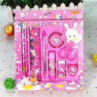 Wholesale Eight sets of children s birthday stationery set stationery