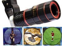 Wholesale Phone Telephoto lens telescope Fixed Focus phone Camera x zoom Optical Magnification for iPhone s plus Galaxy s7 s6 note p8 USZ015