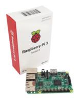 Wholesale 1pcs lot2016 new original raspberry pi model b raspberry pi raspberry pi3 b pi pi b with wifi bluetooth Element14 vertion