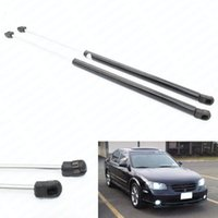 Wholesale 2pcs Set of Bonnet Front Hood Lift Supports Shock Gas Struts Charged for Nissan Maxima