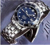 automatic s - Luxury James Bond Mens Limited Edition Automatic Watch Stainless Steel Men s Sport Wrist Watches