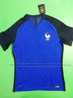 france - DHL shipping Best thailand quality France player version soccer Shirts GRIEZMANN PAYET GIROUD POGBA MARTIAL Soccer shirts