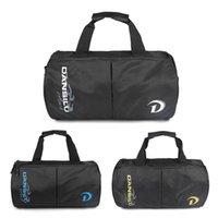 Wholesale Hot Selling Waterproof Travel Duffle Bags Women and Men Shoulder Travel Handbags Portable Oxford Tote Travel Bags ZG0064