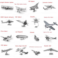 air force equipment - D Puzzle DIY Air Force Equipment Jigsaw Model Educational Fascinations Toys NEW