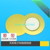 Wholesale Special mm diameter mm copper substrate piezoelectric ceramic buzzer buzzer Silver