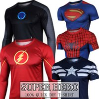 batman t shirt for men - Short sleeve t shirt Deadpool Batman spider man captain America Hulk Iron Man t shirt The Avengers d t shirts for men t shirts BY DHL