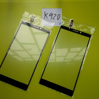 Wholesale K920 Sensor Replacement Parts For Lenovo Vibe Z2 Pro Outer Touch Screen Digitizer Panel With Tracking Number