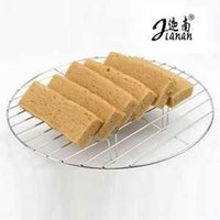 Wholesale Steamed frame Stainless steel steam tray A Canaan steam steam cuisine food steamer rack stainless steel insulated flat circle