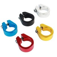 Wholesale Bicycle Cycle Mountain Bike mm Seat Post Clamp Alloy Quick Release F00077 SPD