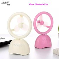 apple iphone bluetooth products - 2016 NEWEST Patent Products JUMI F1 Music Bluetooth Fan Bluetooth Speaker With fan For Hot Sale