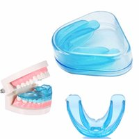 Wholesale Utility Tooth Orthodontic Appliance Blue Silicone New Popular Professional Braces Oral Hygiene Care EquipmentTeeth D129