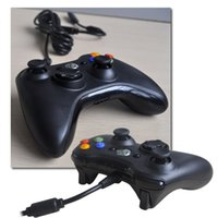 Wholesale Brand New Wired USB Game Controller Joypad for Xbox PC Gamepad With Retail packaging